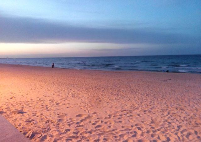 شاطئ بوجعفر بسوسة