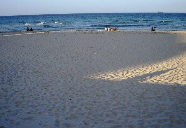 شاطئ بوجعفر سوسة بتونس