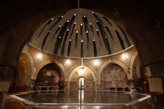 افضل حمامات بودابست