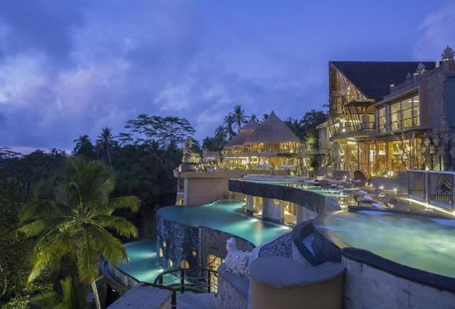 افضل منتجعات في بالي مع مسبح خاص في اندونيسيا