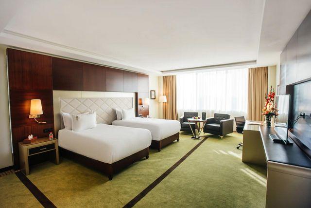 أماكن إقامة واسعة في افضل فنادق الدار البيضاء 5 نجوم