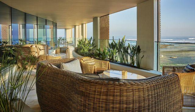 فنادق 5 نجوم في الدار البيضاء بإطلالات جميلة