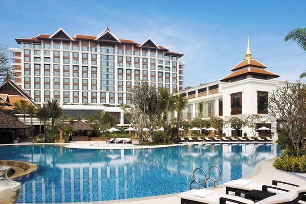 اين تقع شنغماي تايلاند