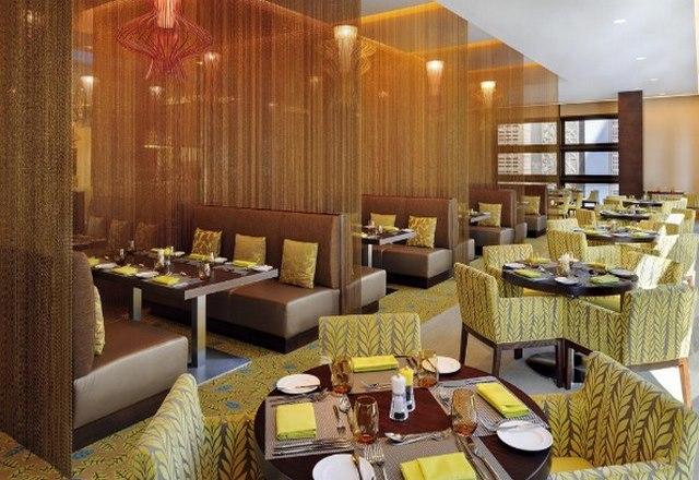 فندق كورت يارد ماريوت في ابوظبي