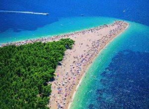 شواطئ في كرواتيا