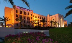 اسعار فندق كراون بلازا صحار