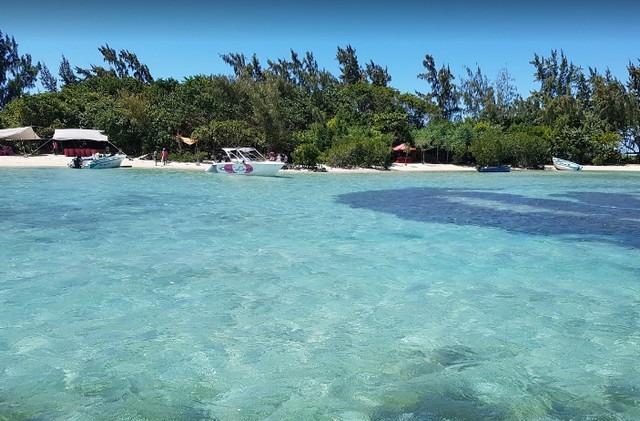 شواطئ موريشيوس