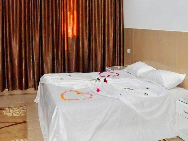 يوفر فندق فهد خدمات ومرافق مُميّزة