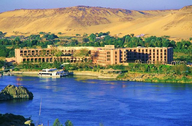 دليل افضل الفنادق في مصر باسوان