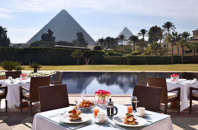 فنادق في مصر الجيزة قريبة من المعالم السياحية