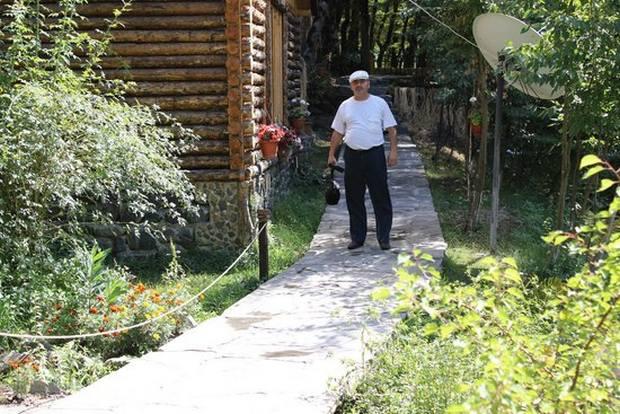 مطاعم غابالا أذربيجان