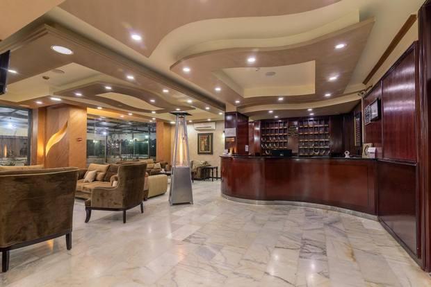 فندق الجاردنز عمان الاردن