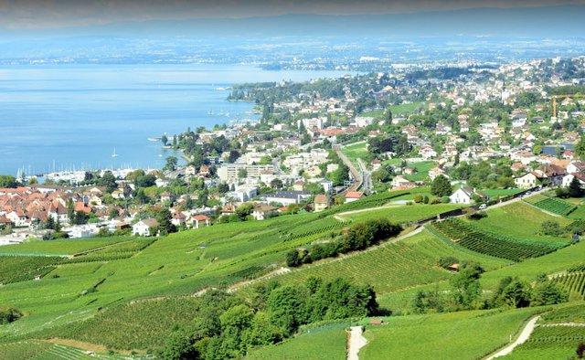 مونترو السويسرية