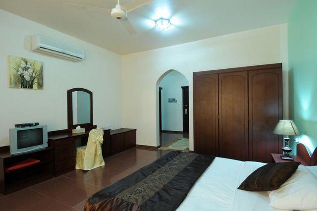 فندق الواحة الخضراء صحار