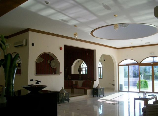 فندق الواحة الخضراء صحار عمان