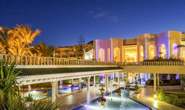فندق صدربعل الحمامات في تونس