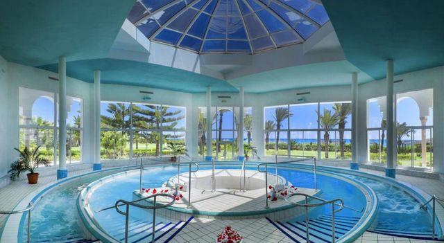 فندق هاسدروبال تالاسا أند سبا ياسمين الحمامات