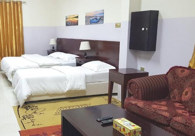 شقق فندقية في مدينة صحار