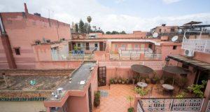 فندق اطلس مراكش في المغرب
