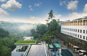فندق بادما باندونق في اندونيسيا