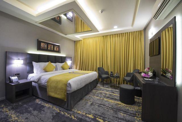 افضل الشقق الفندقية في جدة