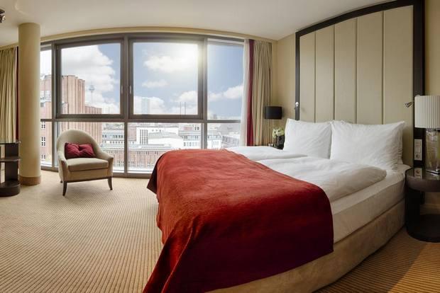 فنادق دوسلدورف بشارع الملوك