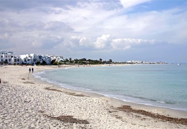 اجمل شواطئ تونس