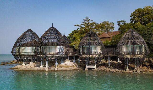 فنادق لنكاوي مسبح خاص