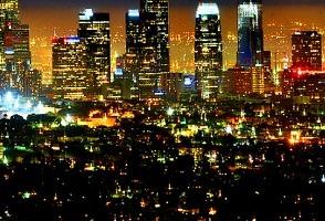 اين تقع لوس انجلوس واحدة من أهم مدن السياحة في امريكا