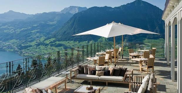 اين تقع لوزيرن سويسرا