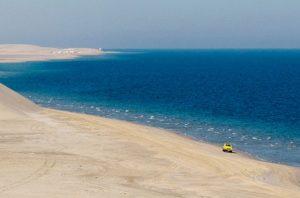 شاطئ مارونا في قطر