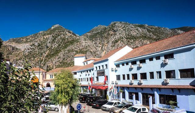 غرف فنادق المغرب بالصور