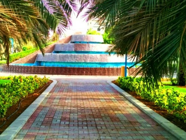 منتزهات في مسقط