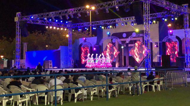 حديقة النسيم بركاء عمان