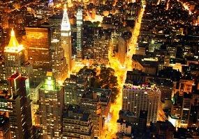 اين تقع نيويورك واحدة من أهم مدن السياحة في امريكا