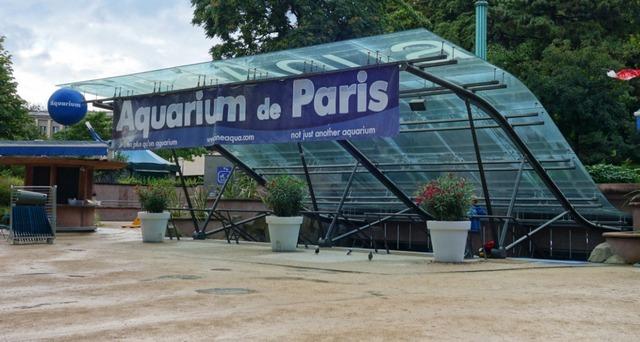 اكواريوم باريس