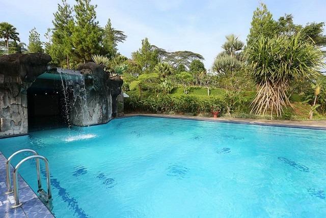 فندق بيسونا الام بونشاك اندونيسيا