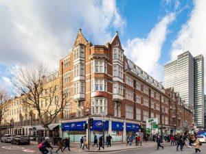 سلسلة فنادق راديسون بلو بمدينة لندن