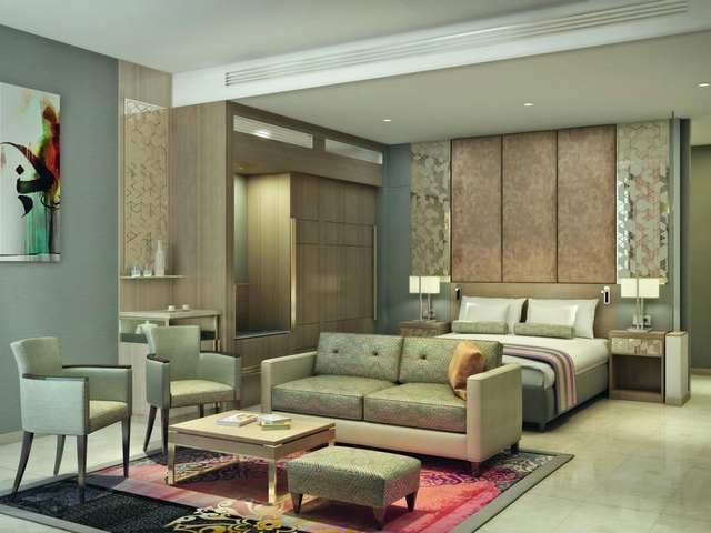 فنادق في حي الروضة جدة