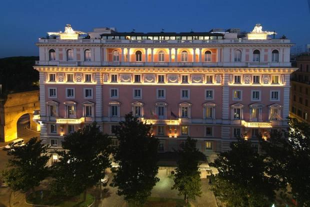 فندق ماريوت روما
