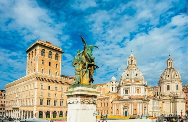 ملاهي في روما