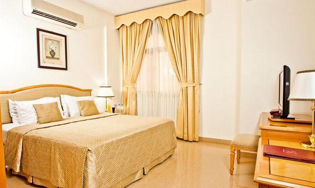 فندق السفير مسقط عمان