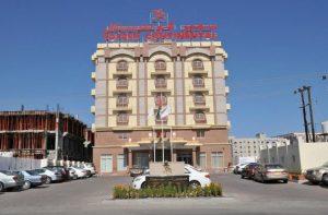 فندق السفير مسقط
