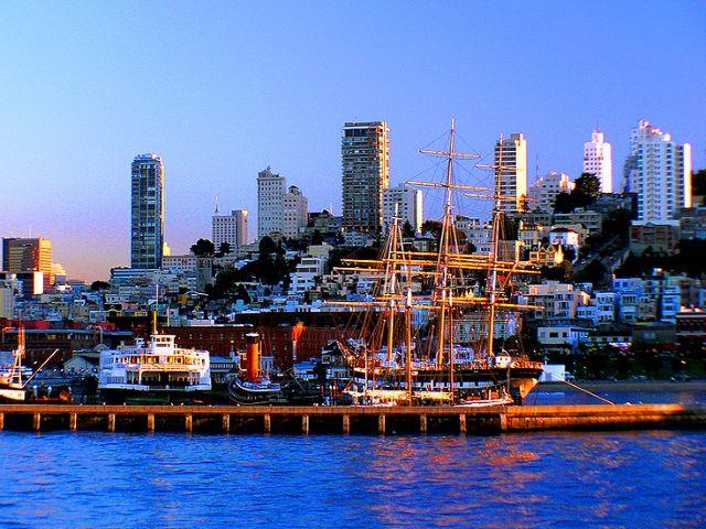 اين تقع سان فرانسيسكو