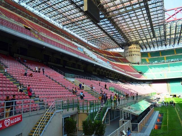 ملعب الانتر في ميلان