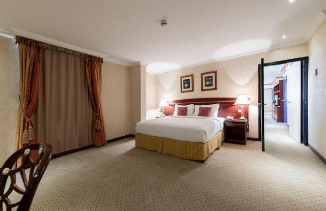 الفنادق السعودية