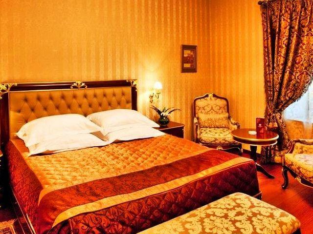 فندق شاه بالاس باكو اذربيجان