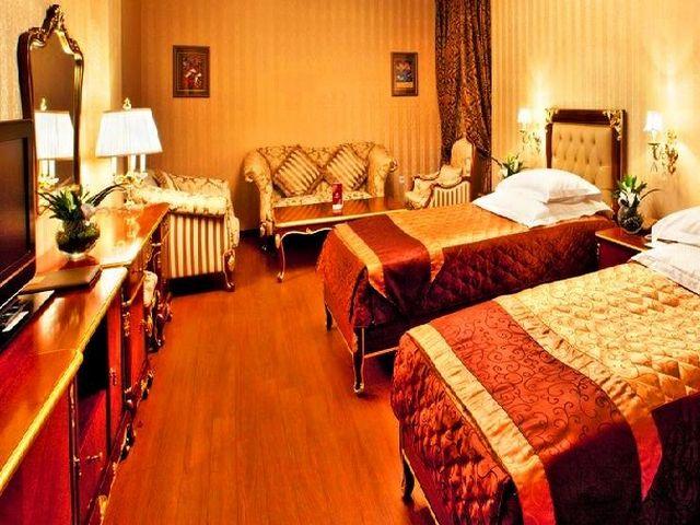 فندق شاه بالاس في باكو اذربيجان