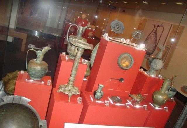 متحف بمدينة الشارقة للفنون