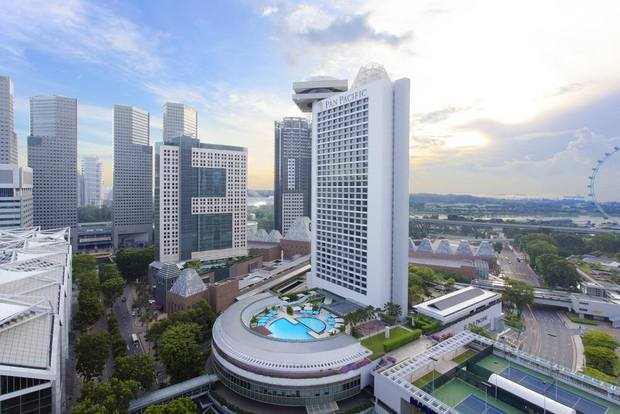 اين تقع سنغافورة